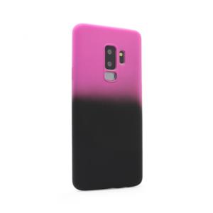 Maska Double summer vibe za Samsung G965 S9 plus crna-pink