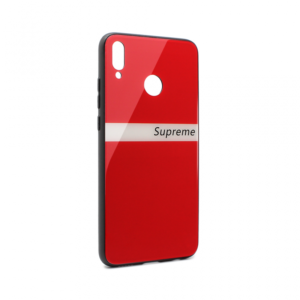 Maska GLASS Supreme za Huawei Honor 8X crvena