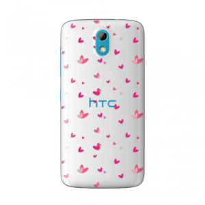 Maska silikonska Print Skin za HTC Desire 526 Valentines Cristal Case 009