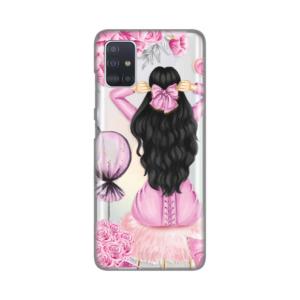 Maska Silikonska Print Skin za Samsung A515F Galaxy A51 Spring Beauty