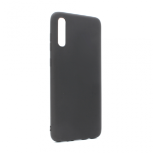 Maska silikonska Ultra Thin za Samsung A705F Galaxy A70 mat crna