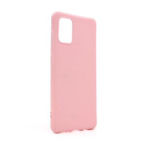 Maska Softy za Samsung A515F Galaxy A51 roze