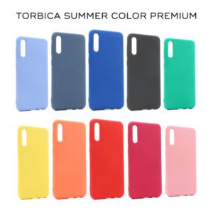 Maska Summer Color Premium za Xiaomi Redmi Note 8 crvena
