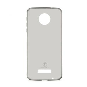 Maska Teracell Skin za Motorola Moto Z Play crna