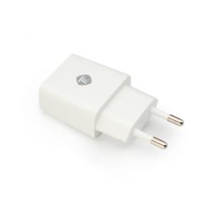 Kucni punjac Teracell Evolution TC-02 2.1A sa micro USB kablom beli