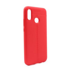 Maska Elegant men Exclusive za Huawei P20 Lite crvena