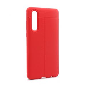 Maska Elegant men Exclusive za Huawei P30 crvena