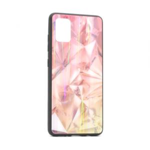 Maska Glaze za Samsung A515F Galaxy A51 roze