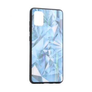Maska Glaze za Samsung A515F Galaxy A51 svetlo plava