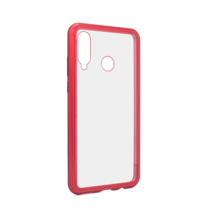 Maska Magnetic za Huawei P30 Lite crvena