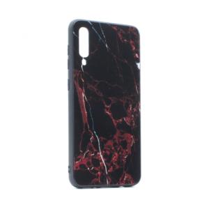 Maska Marble za Samsung A307F/A505F/A507F Galaxy A30s/A50/A50s crvena