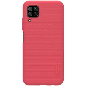 Maska Nillkin Scrub za Huawei P40 Lite/Nova 6 SE crvena