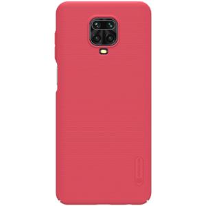 Maska Nillkin Scrub za Xiaomi Redmi Note 9 Pro/Note 9 Pro Max/Note 9S crvena
