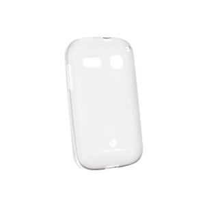 Maska Teracell Giulietta za Alcatel OT Pop C3/4033D/C2/4032D bela