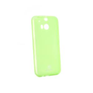 Maska Teracell Giulietta za HTC One/M8 zelena