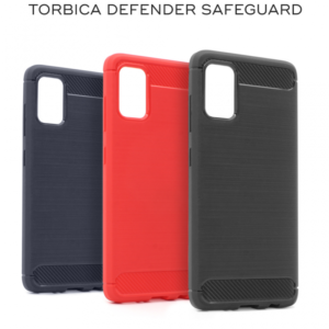 Maska Defender Safeguard za Xiaomi Mi 10 Lite crna