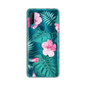 Maska Silikonska Print Skin za Alcatel 1S 2020/5028D Tropical Florals