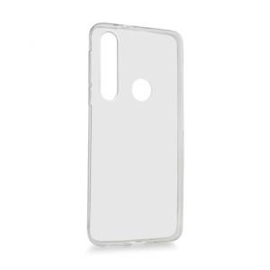 Maska silikonska Ultra Thin za Motorola One Macro transparent