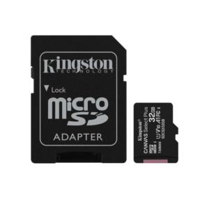 Mem. kartica KINGSTON Micro SD 32GB sa adapterom SDCS2/32GB