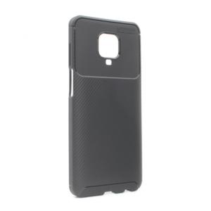 Maska Defender Carbon za Xiaomi Redmi Note 9 Pro/Note 9 Pro Max/Note 9S crna