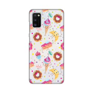 Maska Silikonska Print Skin za Samsung A415F Galaxy A41 Cute Sweets