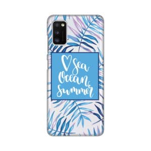 Maska Silikonska Print Skin za Samsung A415F Galaxy A41 Sea Ocean Summer