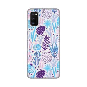 Maska Silikonska Print Skin za Samsung A415F Galaxy A41 Tropical Rainforest