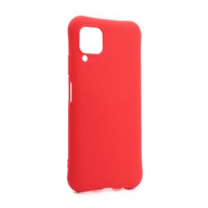 Maska Softy za Huawei P40 Lite/Nova 6 SE crvena