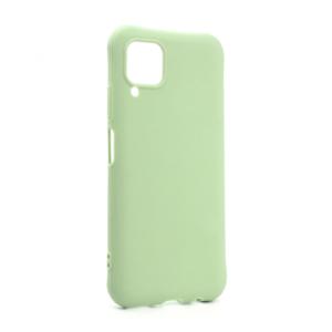 Maska Softy za Huawei P40 Lite/Nova 6 SE svetlo zelena