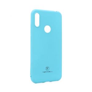 Maska Teracell Giulietta za Huawei Y6 2019/Honor 8A mat svetlo plava