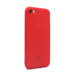 Maska Teracell Giulietta za iPhone 7/8/SE 2020 mat crvena