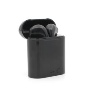 Bluetooth slusalice Airpods i7 mini crne