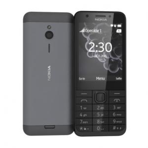 "Mobilni telefon Nokia 230 2.8 DS 16MB crni"""