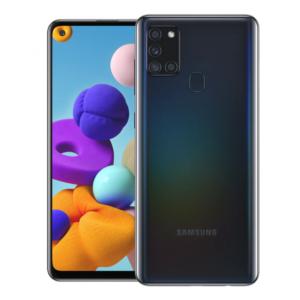 """Mobilni telefon Samsung A21s 6.5 DS 3GB/32GB crni"""""""