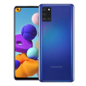 """Mobilni telefon Samsung A21s 6.5 DS 3GB/32GB plavi"""""""