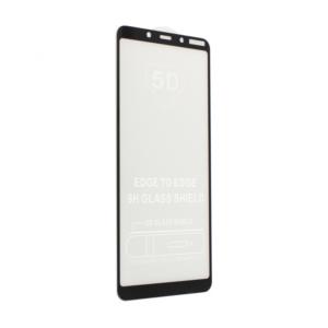 .Zaštitno staklo 2.5D full glue za Nokia 3.1 Plus/X3 crni