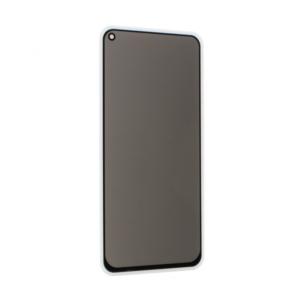 Zaštitno staklo Privacy 2.5D full glue za Huawei P40 Lite crni