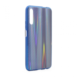 Maska Carbon glass za Huawei Honor 9A plava