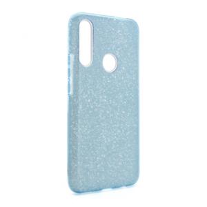Maska Crystal Dust za Huawei P smart Z/Y9 Prime 2019/Honor 9X plava