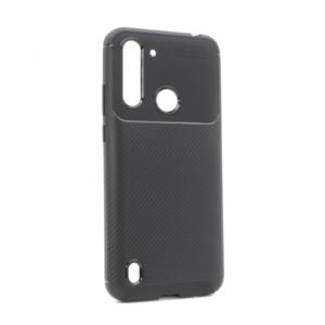 Maska Defender Carbon za Motorola G8 Power Lite crna