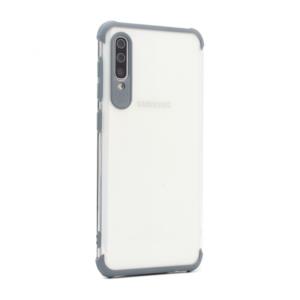 Maska DUO camera za Samsung A307F/A505F/A507F Galaxy A30s/A50/A50s siva