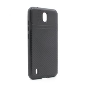 Maska Elegant Carbon za Nokia C1 2020 crna
