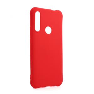 Maska Softy za Huawei P smart Z/Y9 Prime 2019/Honor 9X (EU) crvena