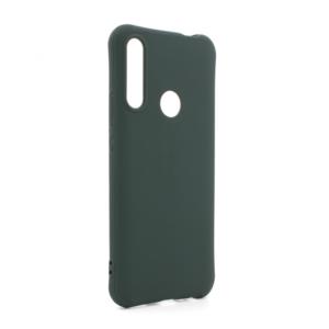 Maska Softy za Huawei P smart Z/Y9 Prime 2019/Honor 9X (EU) tamno zelena