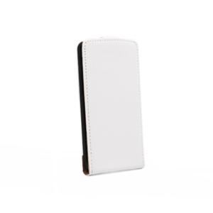 Maska Teracell flip top za HTC One Mini/M4 bela