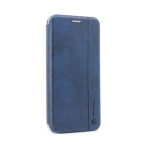 Maska Teracell Leather za Huawei Honor 20 Lite/Honor 20e plava