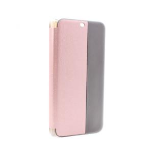 Maska View Window za Samsung A307F/A505F/A507F Galaxy A30s/A50/A50s roze