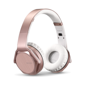 Bluetooth slusalice Sodo MH3 roze