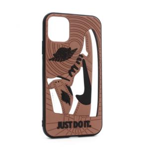 Maska Air Shoes za iPhone 11 6.1 braon