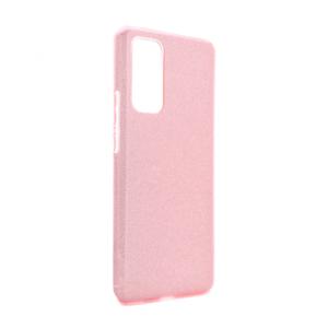 Maska Crystal Dust za Huawei Honor 30 Pro roze